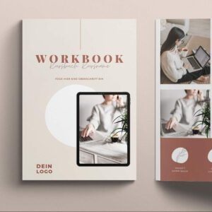 Canva Workbook Vorlage